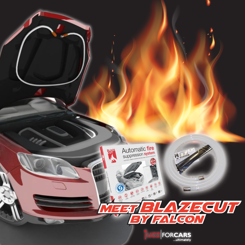 Juzz For Cars - 10% DISCOUNT on Blazecut