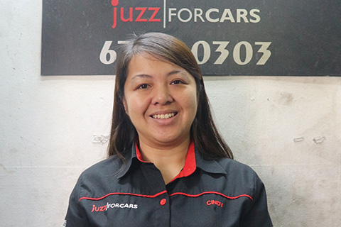 Juzz For Cars - Cindy Law