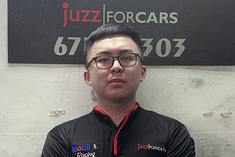 Juzz For Cars - Jie