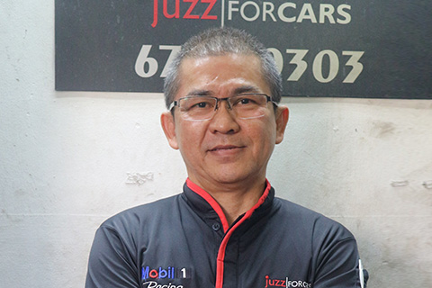 Juzz For Cars - John Tan