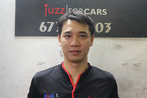Juzz For Cars - Sion